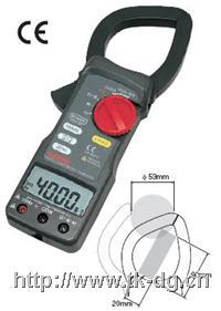 DCM2000AD交直流钳型电流表 DCM2000AD
