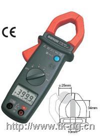 DCM400AD交直流钳形电流表 DCM400AD