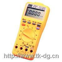 TES2801/2802数位式万用表 TES2801/2802