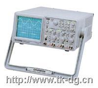 GOS-6050模擬示波器 GOS-6050