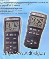 TES1318白金电阻温度表(温度计) TES1318