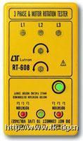 RT608三相电源/马达检相器 RT608