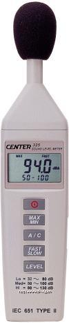 CENTER- 325声级计 CENTER- 325