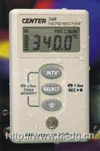 CENTER-340温度記錄儀 CENTER-340