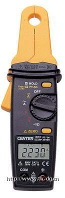 CENTER-232交直流鉗式電流表 CENTER-232