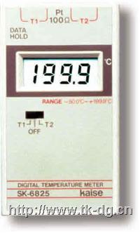 SK-6810溫度計 SK-6810
