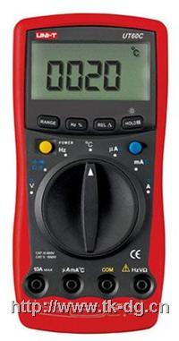 UT60C数字万用表 UT60C