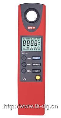 UT381数字式照度计 UT381