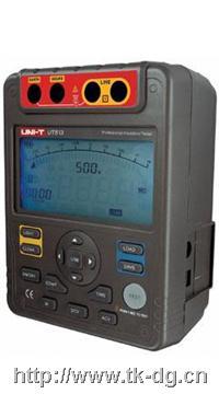 UT513绝缘電阻測試儀 UT513