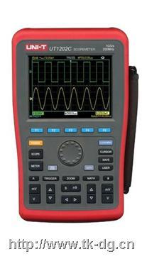 UT1202C數字示波器 UT1202C