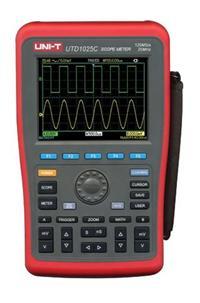 手持式数字存储示波器 UTD1102C