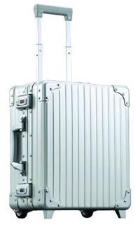 万得福铝镁合金旅行箱AC-1821D