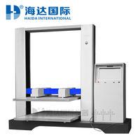 高精度电脑式纸箱抗压试验机(四个传感器) HD-A505S-1200
