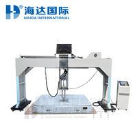 广州弹簧软床垫试验机厂家大甩卖 HD-F766