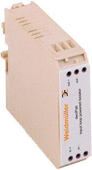 魏德米勒模拟信号隔离器  DECIPAK 系列产品 DECIPAK lsolator