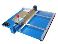 瓦楞纸板边压试样取样器、瓦楞纸板粘合试样取样器、边压取样器、纸板剥离裁切机、边压式样取样器 YR-107A