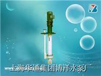 耐腐蚀液下泵上海博洋水泵厂 FYS型