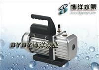旋片真空泵/真空泵/真空泵/上海博洋水泵厂021-63540895 XZ-1