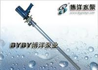 CQB-F型氟塑料磁力泵/JK-3-7P普通型不锈钢电动油桶泵/上海博洋水泵厂021-63800050 JK-3-7P