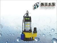 自动控制水位潜污泵 WQV