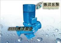 立式管道排污泵,无堵塞管道排污泵,立式排污管道泵 GW
