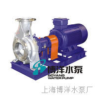 CZ型石油化工标准泵 CZ型