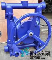 【手摇式隔膜泵】SBY系列手摇式隔膜泵 铸铁手动隔膜泵 SBY系列
