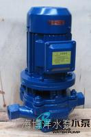 上海立式单级单吸离心泵 ISG,IRG(法兰)螺纹连接单级离心泵 热水循环离心泵 IRG,ISG型