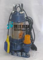 WQV型自动控制水位潜污泵 工博牌电动潜污泵 潜污泵 WQV型