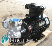 上海50QY-12型液化气混合泵  工博牌不锈钢防爆液化气泵  QY型