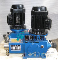 云南原料厂,化工石油厂专用J-X6.3-5柱塞式计量泵 不锈钢防爆计量高压泵 J-X系列