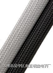尼龙护线网,黑色护线网,聚脂编织网 1-65