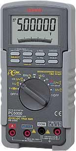 数字万用表 PC5000|日本三和