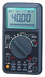数字万用表 DA50C|日本三和