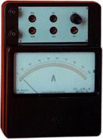0.5级T69-A电磁系多量程交流安培表(100A) 0.5级T69-A电磁系多量程交流安培表(100A)