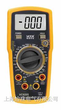 数字万用表 VC9205