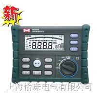 数字绝缘电阻测试仪 MS5203