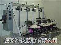 办公椅、坐椅拉背耐久试验机