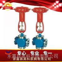 氣動薄膜單座調節閥 ZMAP