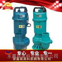 小型潛水電泵(鋁殼) QDX、QX型