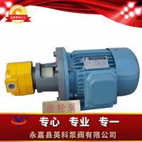 內嚙合擺線齒輪泵 BBG型