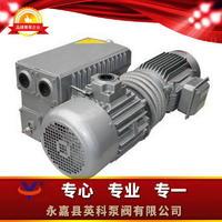 單級旋片式真空泵 XD型