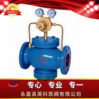 先導活塞式氣體減壓閥 Yk43X/F/Y型