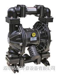 【深圳】拓思一带一路气动隔膜泵加药泵污泥泵耐酸碱泵气动泵隔膜泵喷涂设备泵板框泵污泥输送泵