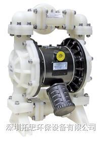 [广东】拓思GMK06气动隔膜泵加药泵污泥泵耐酸碱泵气动泵隔膜泵喷涂设备泵板框泵污泥输送泵