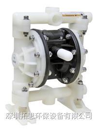 廣東拓思GMK40氣動隔膜泵加藥泵耐酸堿泵