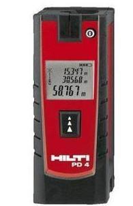 手持激光测距仪|德国喜利得激光测距仪PD4 PD4