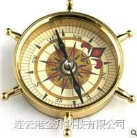 纯铜BLOG超耐用纯铜指南针 玻璃镜面 船舵式指北针 高档礼品 BLOG