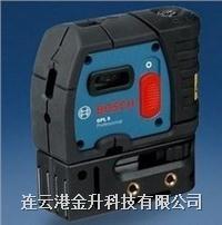 正品行货德国BOSCH 博世 GPL 5 激光投点仪 博世五点投点仪/5点水平仪 GPL5