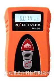 正品40米高精度手持激光测距仪耐斯NS-40|出口品质测距仪 NS-40